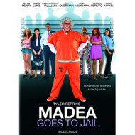 Madea: Goes To Jail On DVD With Tyler Perry Comedy - EE718568