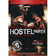 Hostel: Part II Unrated Director's Cut On DVD With Lauren German - EE718573