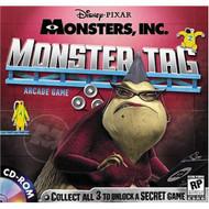 Disney/pixar's Monsters Inc Wreck Room Arcade: Monster Tag Software - EE718606