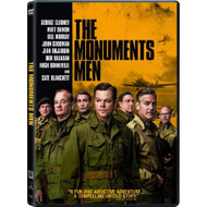 The Monuments Men On DVD With George Clooney - EE718623