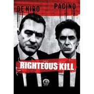 Righteous Kill On DVD With Robert De Niro - EE718627