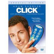 Click Special Edition On DVD With Kate Beckinsale - EE718645