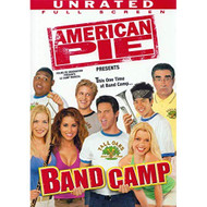 American Pie Presents: Band Camp Unrated Full Screen Edition On DVD - EE718646