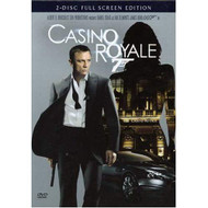 Casino Royale 2-disc Full Screen Edition On DVD With Daniel Craig - EE718649