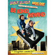 Be Kind Rewind On DVD With Jack Black Music And Concerts Music & - EE718656