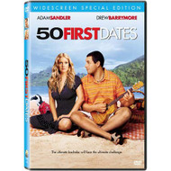 50 First Dates Widescreen Special Edition On DVD With Rob Schneider - EE718658