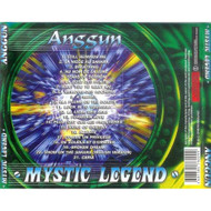 Mystic Legend By Anggun On Audio CD Album - EE718695