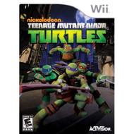 Teenage Mutant Ninja Turtles For Wii - EE614554