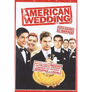 American Wedding Unrated/theatrical Versions On DVD With Jason Biggs - EE718716