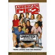 American Pie 2 Unrated Widescreen Edition On DVD With Jason Biggs - EE718717