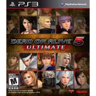 Dead Or Alive 5 Ultimate PS3 For PlayStation 3 Fighting - EE718728