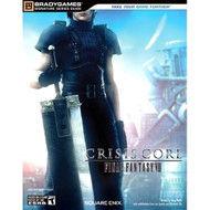 Final Fantasy VII Crisis Core Guide Strategy Guide - EE718731