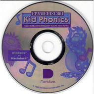 Davidson's Kid Phonics Software English - EE718732