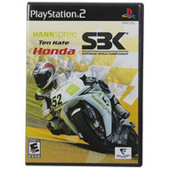 Honda Sbk: Superbike World Championship For PlayStation 2 PS2 With - EE681676