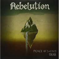 Peace Of Mind Dub By Rebelution On Vinyl Record LP Reggae  Ska & Dub - EE718831