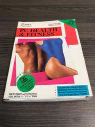 PC Health And Fitness Computer Software LJE473 - EE718835
