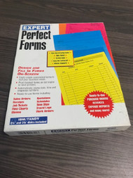 Expert Perfect Forms For Windows PC Software Office AVP151 - EE718838