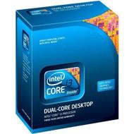 Intel Core I3-550 Processor 3.2 GHz 4 MB Cache Socket LGA1156 - EE718841