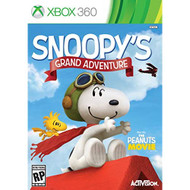 Snoopy's Grand Adventure For Xbox 360 - EE718902