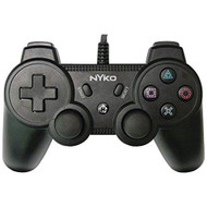 Nyko Core Controller For PS3 For PlayStation 3 Black Gamepad VSA366 - EE633719