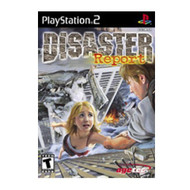 Disaster Report For PlayStation 2 PS2 With Manual and Case - EE718920