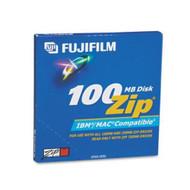 Fuji Compatible Zip Disk Ibm/mac Compatible Zip Disk 100MB Software - EE718947