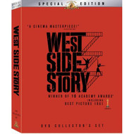 West Side Story Special Edition Set On DVD With Natalie Wood Musical - EE718969