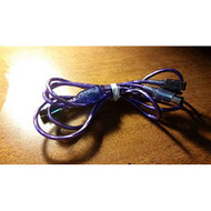 Pelican Link Cable In Purple Tint Game Boy Pocket Game Boy Game Boy - EE718990