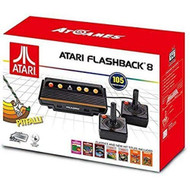 Atari Flashbackr 8 Classic Game Console Not Machine Specific - EE719007