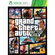 Grand Theft Auto V GTA 5 For Xbox 360 - ZZ719025
