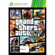 Grand Theft Auto 5 GTA 5 360 For Xbox 360 - ZZ719026