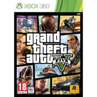 Take 2 GTA V Grand Theft Auto 5 For Xbox 360 - ZZ719024