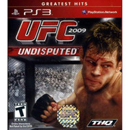 UFC Undisputed 2009 For PlayStation 3 PS3 - EE567493