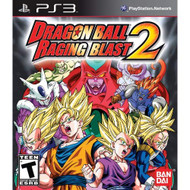 Dragon Ball: Raging Blast 2 For PlayStation 3 PS3 Fighting - EE616930