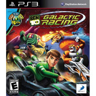 Ben 10 Galactic Racing For PlayStation 3 PS3 - EE719085