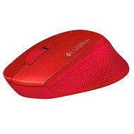 Logitech Wireless Optical Mouse With Curved Design And Extended Power - EE719151