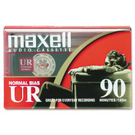 Maxell Dictation And Audio Cassette Normal Bias 90 Minutes On Audio - EE719195