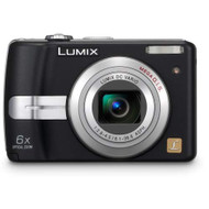 Panasonic Lumix DMC-LZ7K 7.2MP Digital Camera With 6X Image Stabilized - EE719198