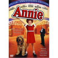 Annie Special Anniversary Edition On DVD With Aileen Quinn Children - EE719239