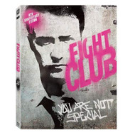 Fight Club 10th Anniversary Edition Blu-Ray On Blu-Ray With Edward - EE719261