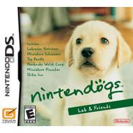 Nintendogs Lab & Friends For Nintendo DS DSi 3DS - EE613557