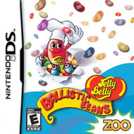 Jelly Belly Ballistic Beans For Nintendo DS DSi 3DS 2DS Puzzle With - EE719275