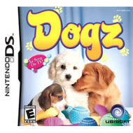 Dogz For Nintendo DS DSi 3DS 2DS With Manual and Case - EE719277