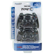 Type C Wireless Controller For PlayStation 2 PS2 - EE719280
