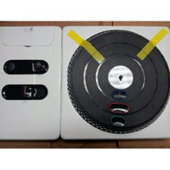 DJ Hero Glossy White Turntable Limited Edition For Wii Turntables 9585 - EE719290