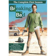 Breaking Bad: Season 1 On DVD With Bryan Cranston TV Shows - EE556504