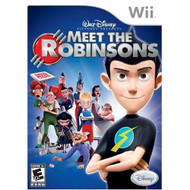 Meet The Robinsons For Wii Disney With Manual and Case - EE578449
