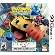 Pac-Man And The Ghostly Adventures 2 Nintendo For 3DS Arcade With - EE719363