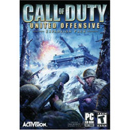 Call Of Duty: United Offensive Expansion Pack PC Deluxe Software COD - EE719396