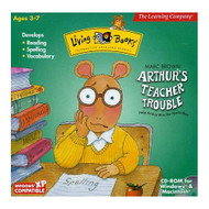 Arthur's Teacher Trouble Pc/mac Software - EE719397